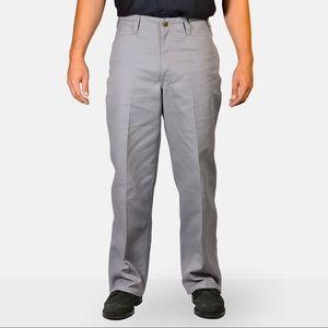 NWT MENS Original Ben's Pants – Light Grey 40x32